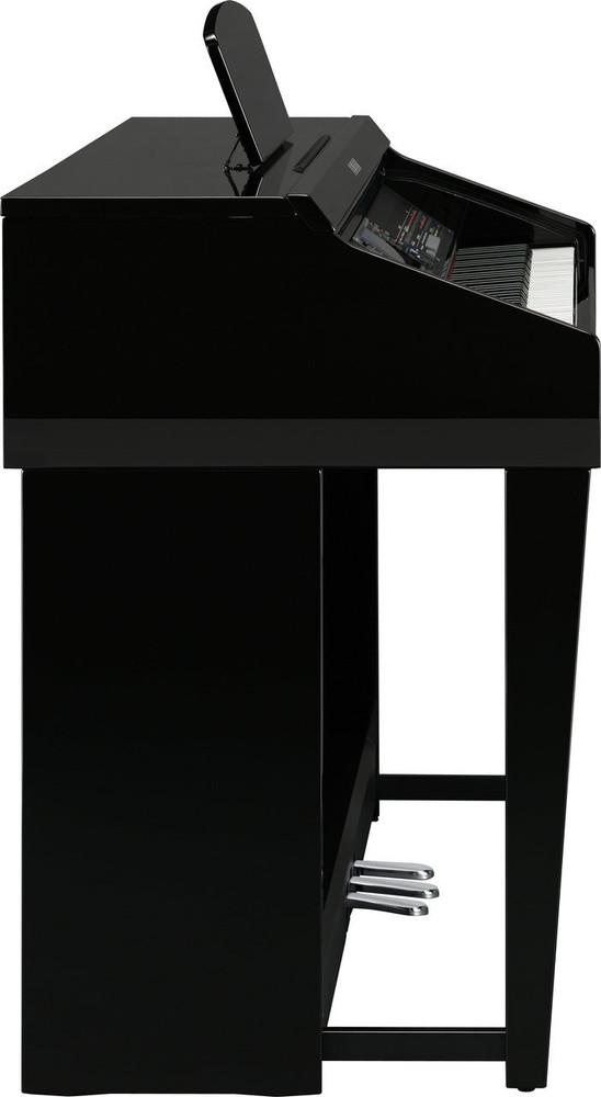 Yamaha Yamaha CVP601PE 88-Key 600 Series Clavinova Polished Ebony