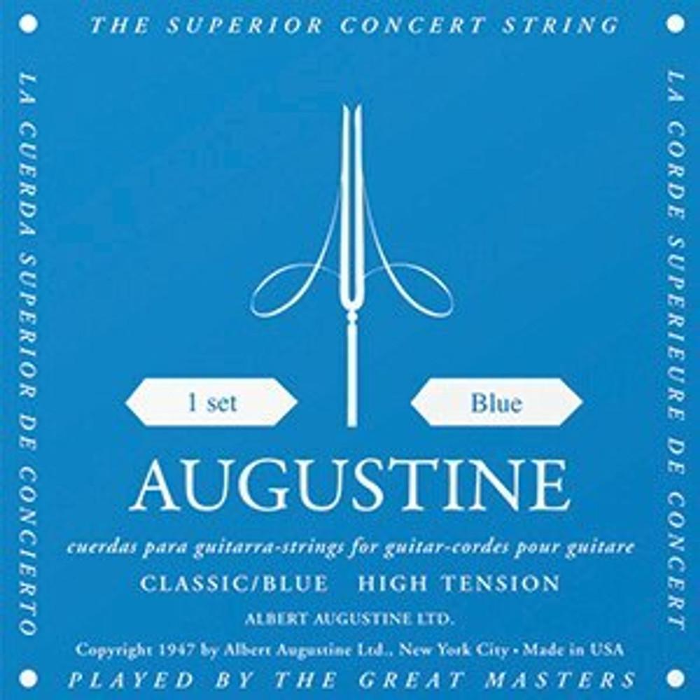 Augustine Augustine Blue High Tension Classical Guitar Strings