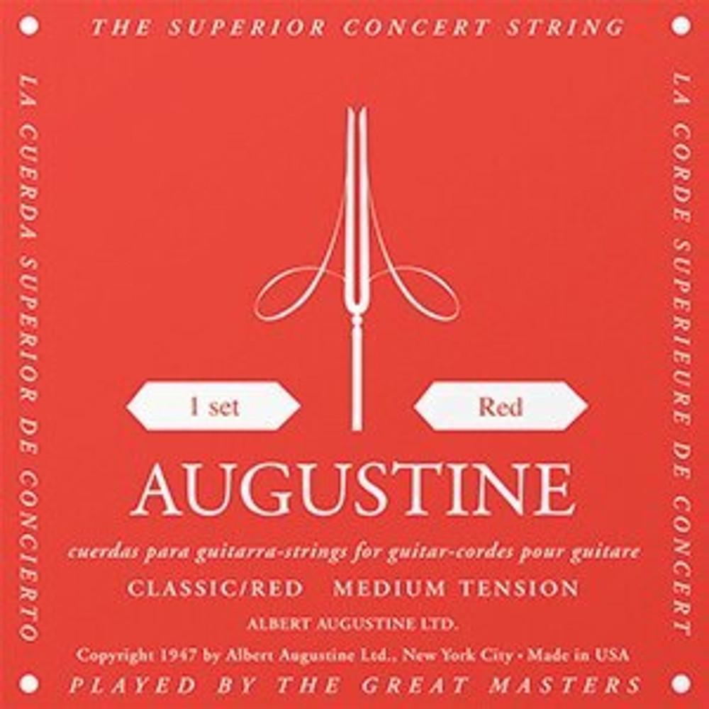 Augustine Augustine Red Medium Tension Classical Guitar Strings