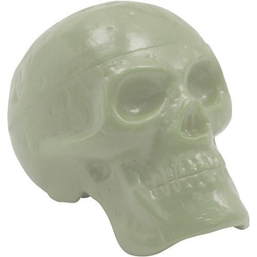 Beadbrain Skull Shaker Glow In The Dark