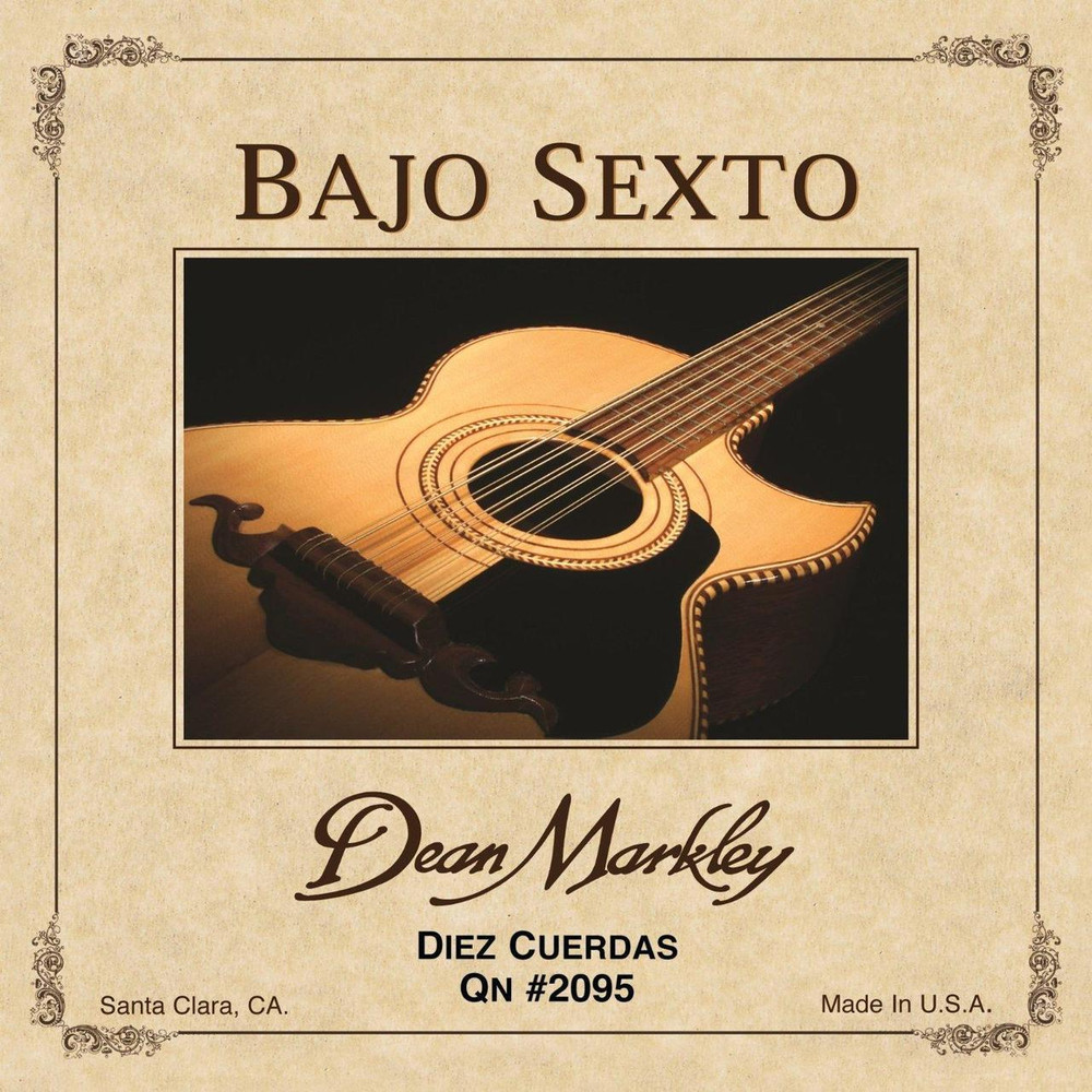 Dean Markley Dean Markley Baja Quinto Strings, Diez Cuarda, 28-74 Gauge, 10-String Set