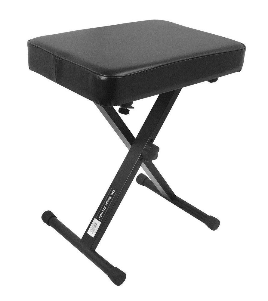 On-Stage On-Stage Three-Position X-Style Bench