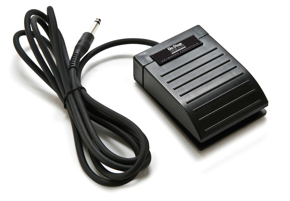On-Stage On-Stage Keyboard Sustain Pedal