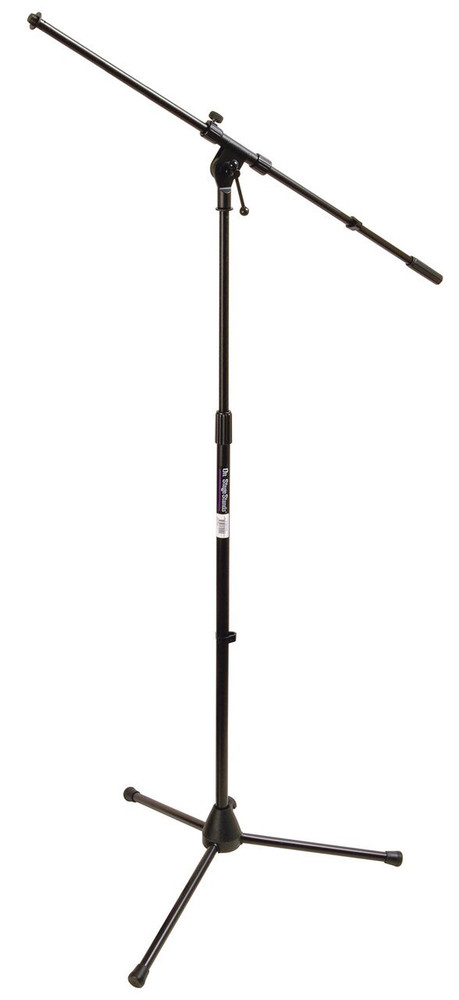 On-Stage On-Stage Euro Tripod Boom Microphone Stand