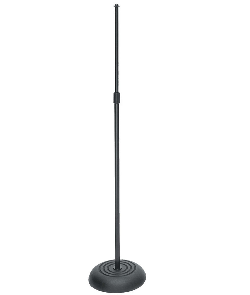 On-Stage On-Stage Round Base Mic Stand