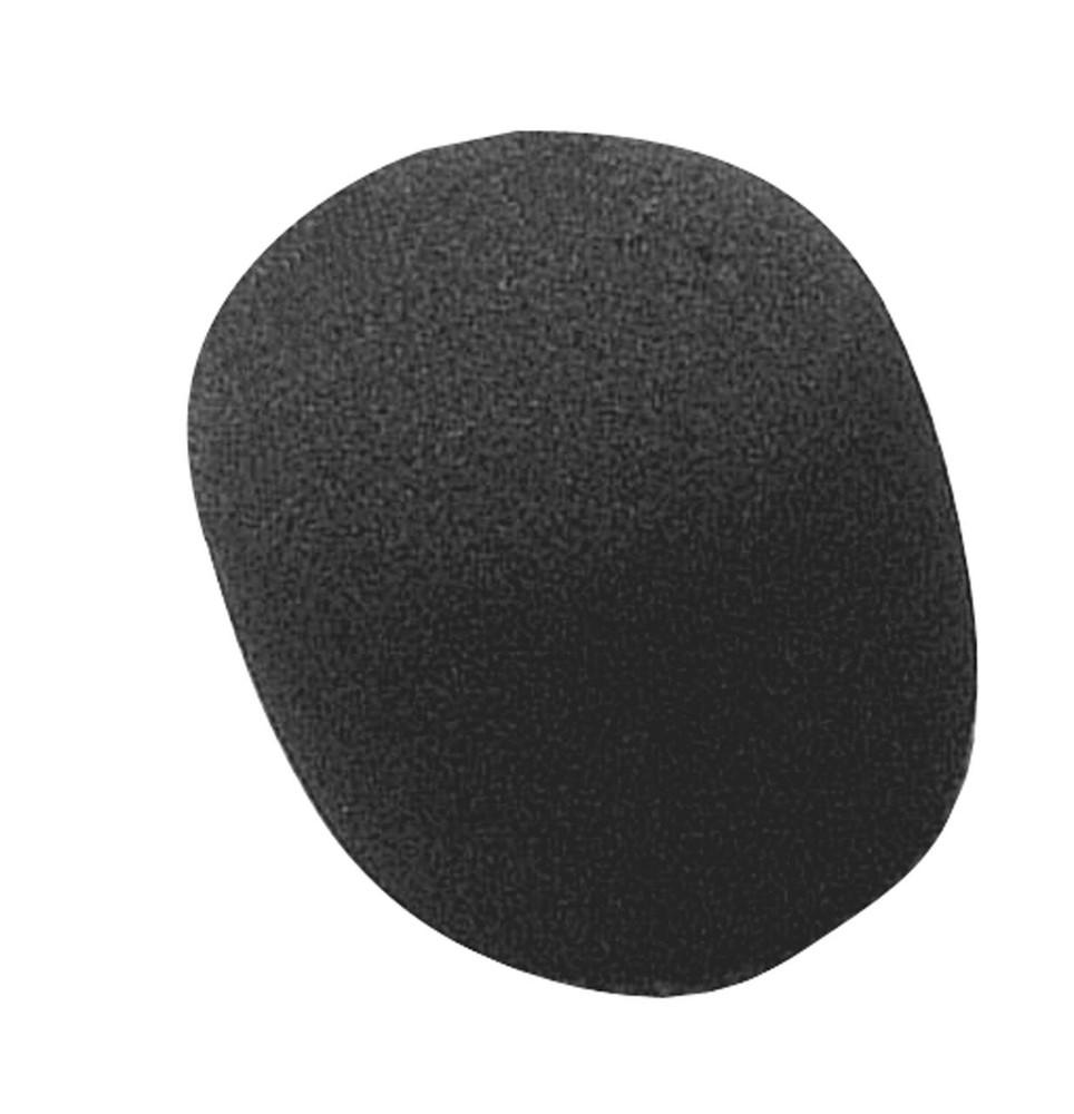 On-Stage On-Stage Foam Microphone Windscreen Black