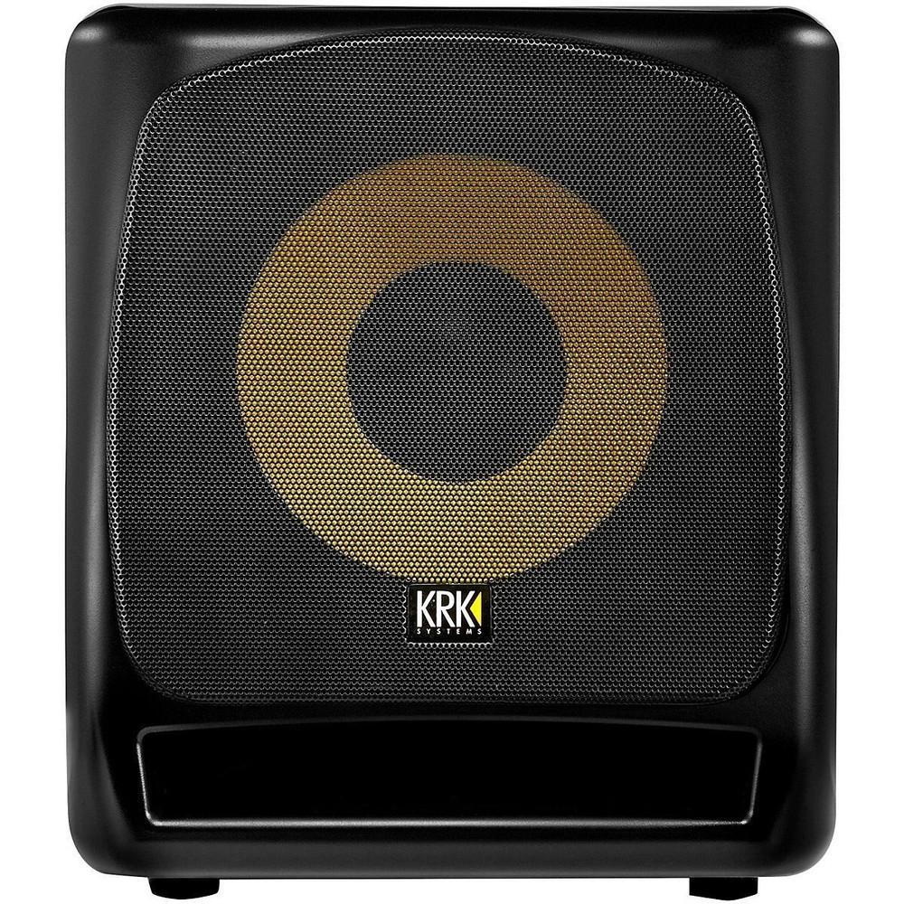 KRK DEMO KRK 12S2 V2 12 220 Watt Powered Studio Monitor Subwoofer