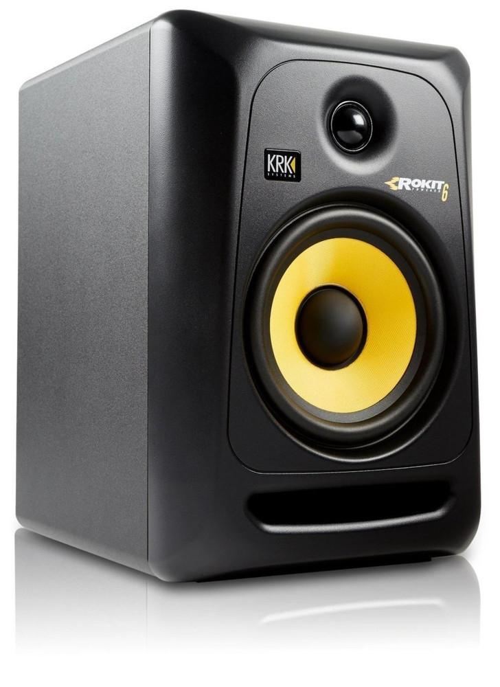 KRK Demo KRK RP8G3 8 High Performance Studio Monitors Black