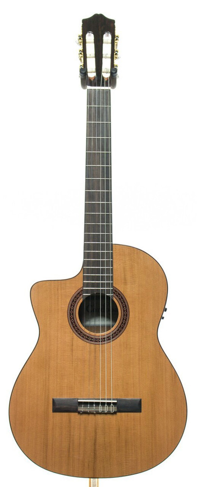 Cordoba Cordoba C5-CE Left-Handed Acoustic/Electric Nylon String Classical Guitar