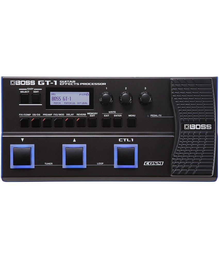 Boss BOSS GT-1 Guitar Effects Processor