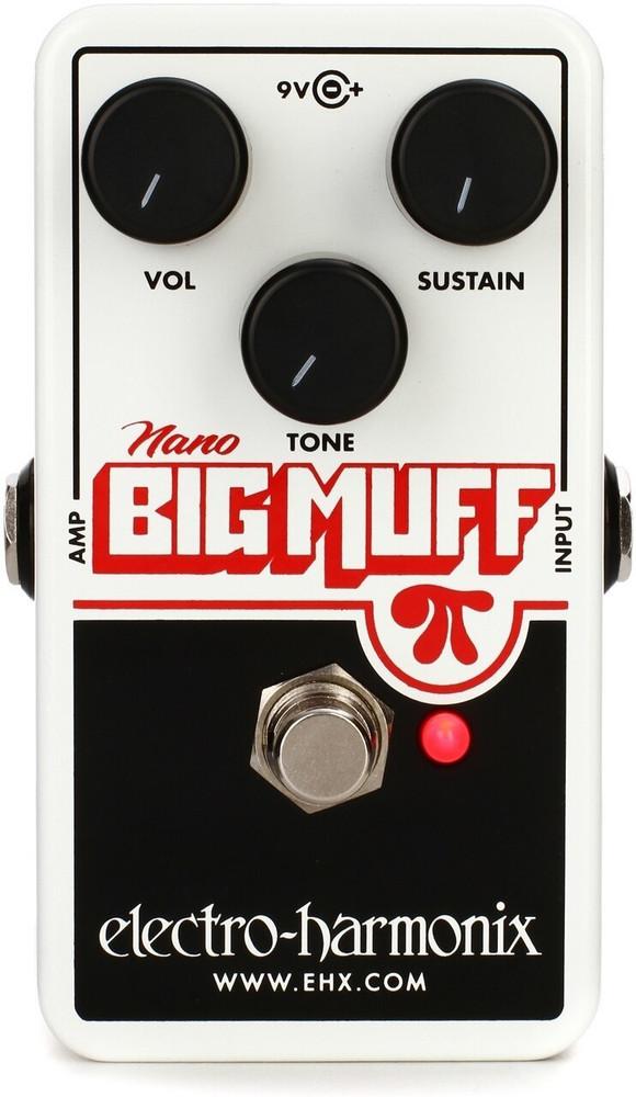Electro-Harmonix Electro-Harmonix Nano Big Muff Pi Distortion / Fuzz / Overdrive Pedal