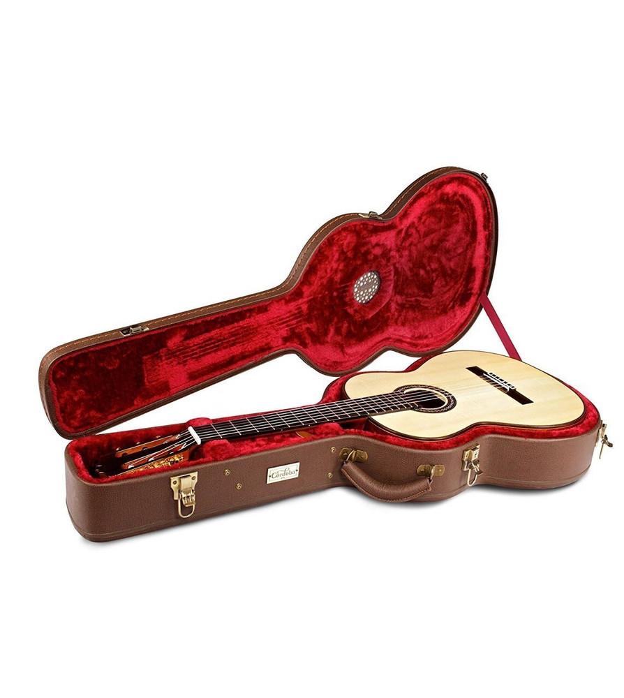 Cordoba Cordoba Humidified Archtop Classical/Flamenco Wooden Guitar Case