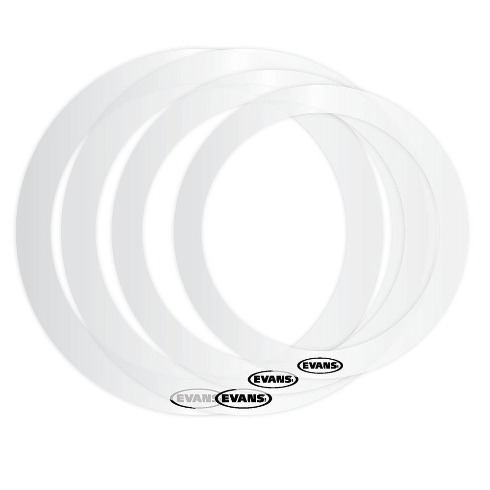 DAddario Evans E-Ring Pack, Standard 12, 13, 14, and 16 Rings
