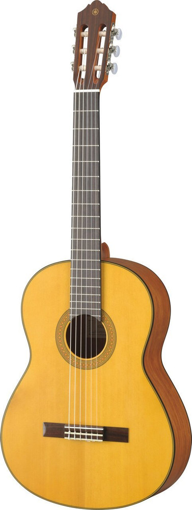 Yamaha Yamaha CG122MS Matte Spruce Top Classical Guitar Matte Finish