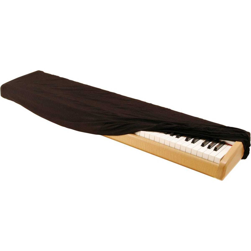 On-Stage 88-Key Keyboard Dust Cover Black