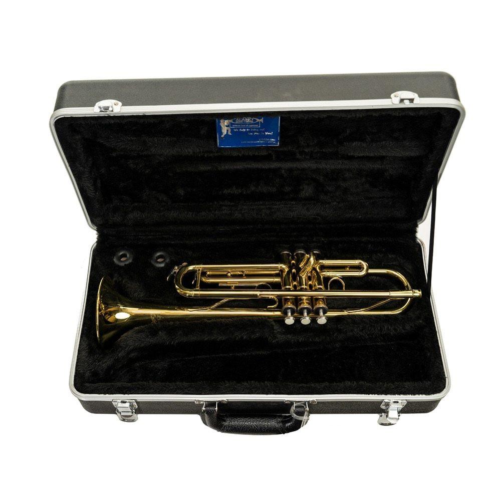 Antigua Winds Pre-Owned Antigua Winds Vosi Bb Trumpet - Laquer