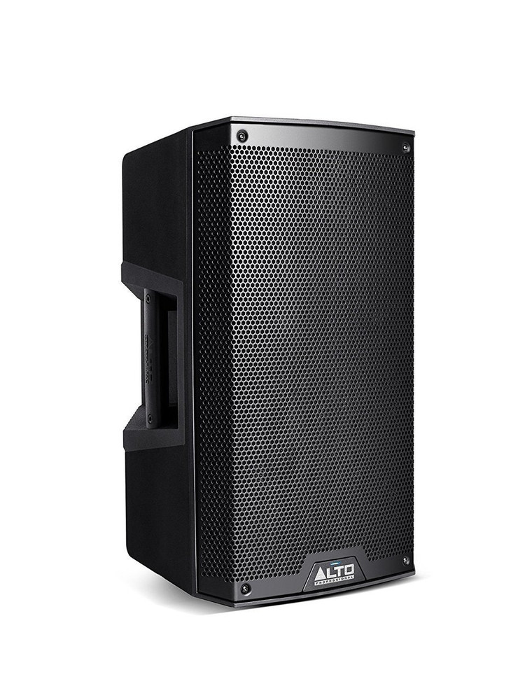 Alto Professional TS210 or 10 2-Way Powered Loudspeaker with Integrated Mixer