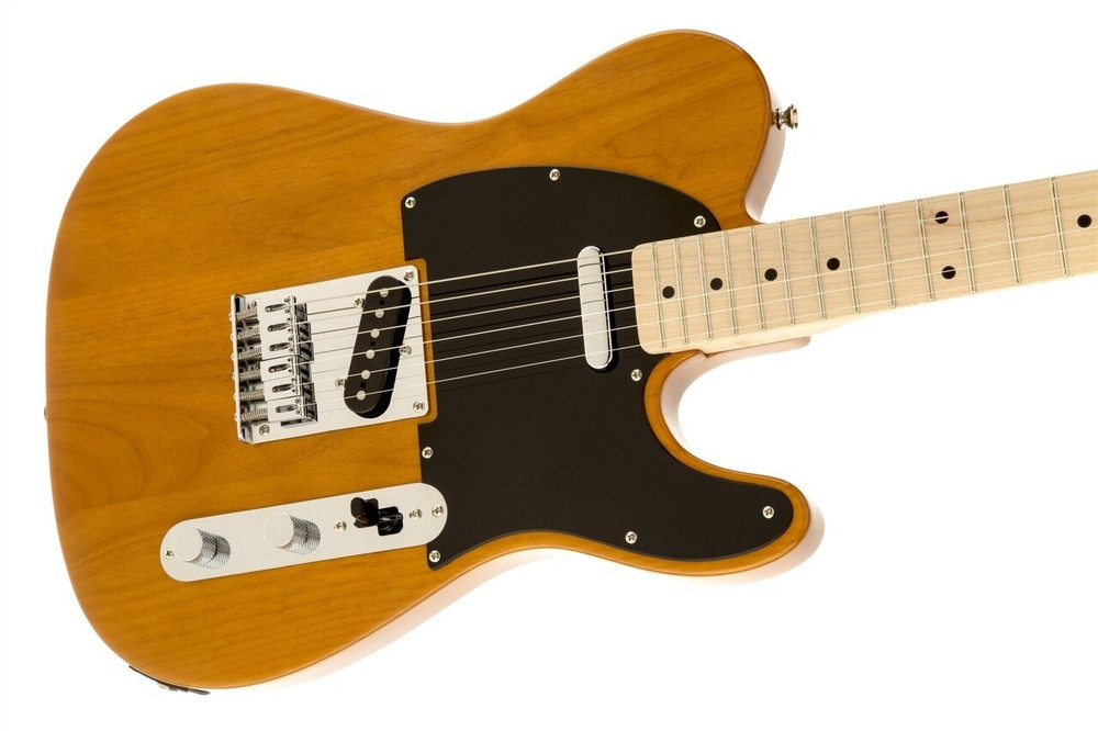Squier AFFINITY SERIES TELECASTER - BUTTERSCOTCH BLONDE