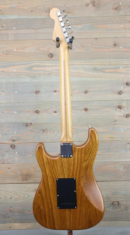 Fender Demo - Fender Limited Edition 56 Stratocaster - Roasted Ash Natural