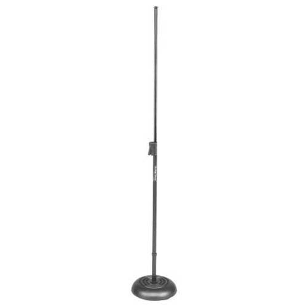 On-Stage On-Stage MS7201QRB Quik-Release Round Base Mic Stand