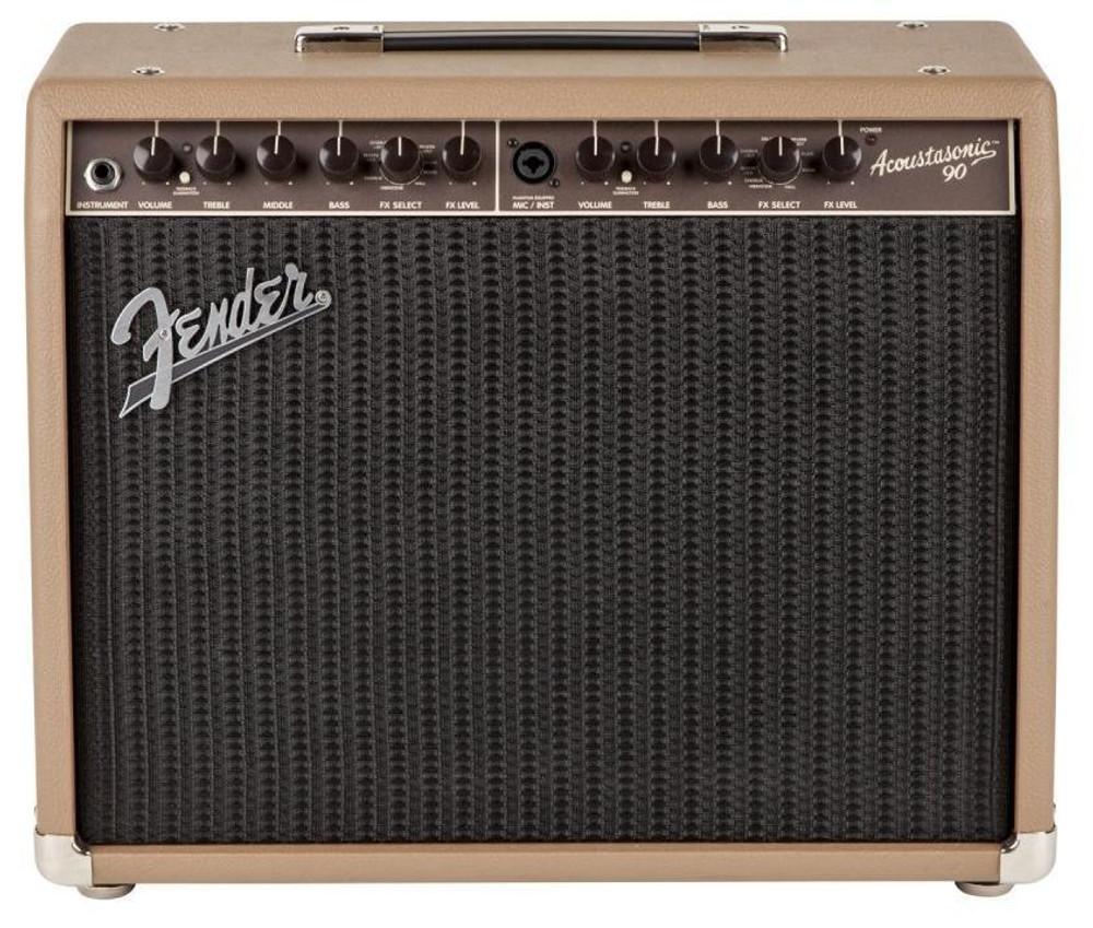 Fender Pre-Owned Fender Acoustasonic 90 Acoustic Combo Amp