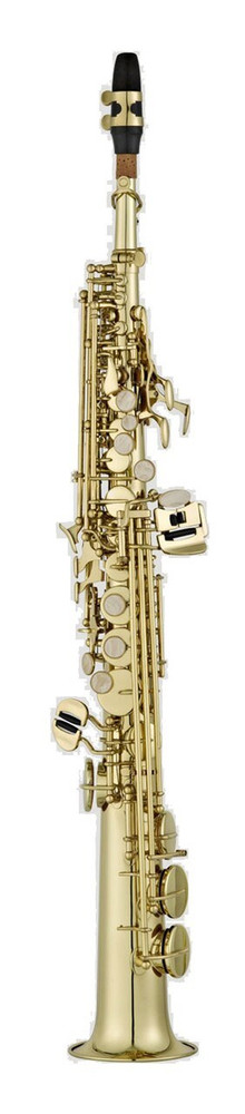 Antigua Winds Antigua Winds SS1202LQ XP Bb Soprano Sax USED