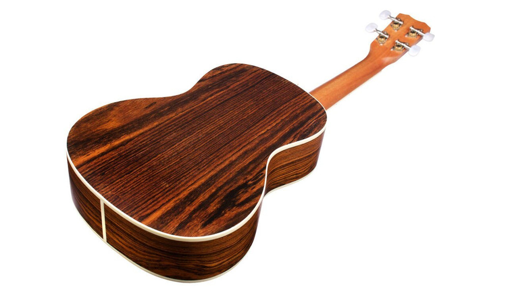 Cordoba Cordoba 15cb Bocote Exotic Wood Concert Ukulele Hand Made Uke Satin Finish