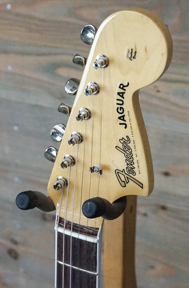 Fender American Original 60s Jaguar - Seafoam Green