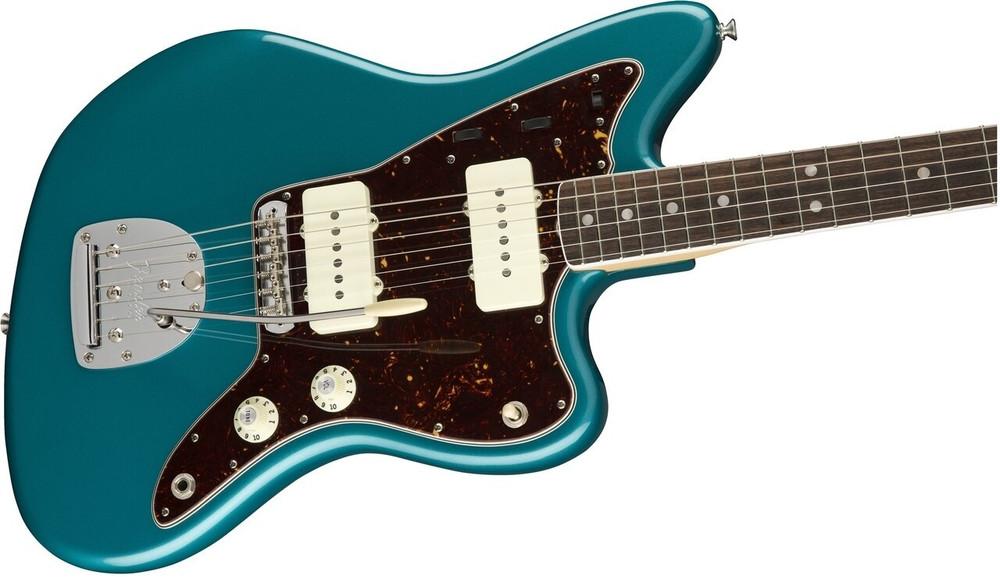 Fender American Original 60s Jazzmaster - Ocean Turquoise