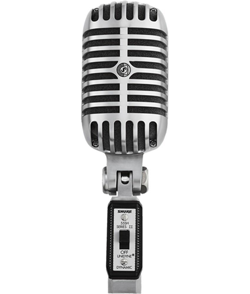 Shure Shure 55SH Series II Cardioid Dynamic Nostalgic 50s Microphone