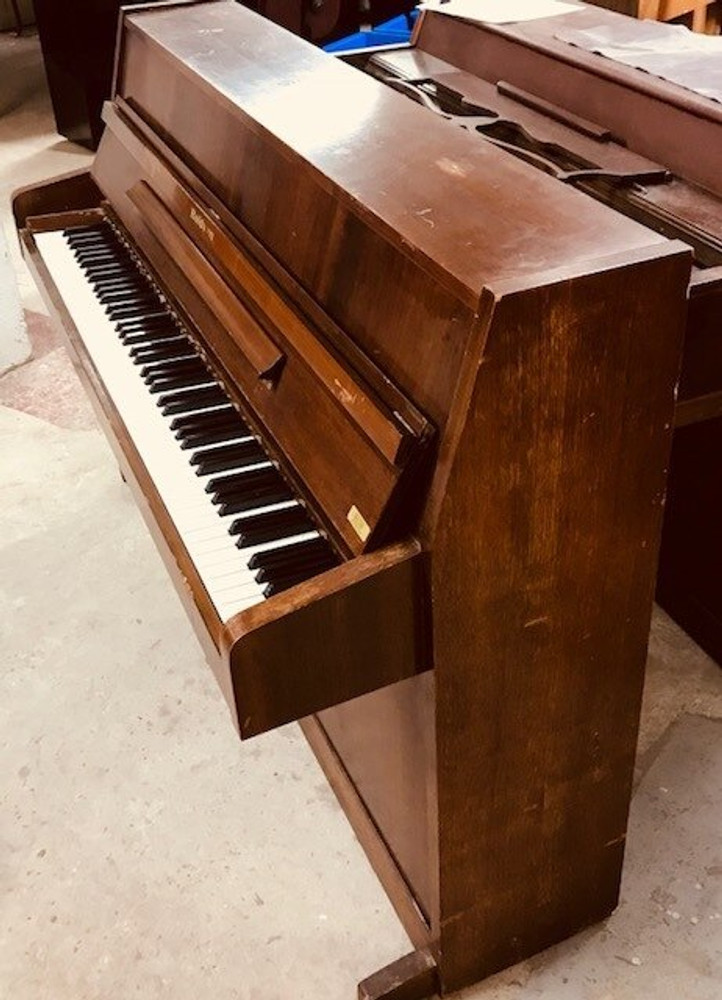 Baldwin E140 Upright Piano or Walnut
