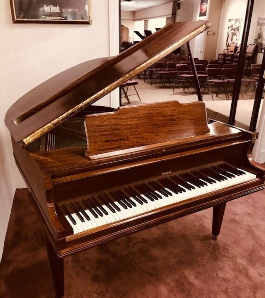 Emerson Grand Piano in Walnut Finish