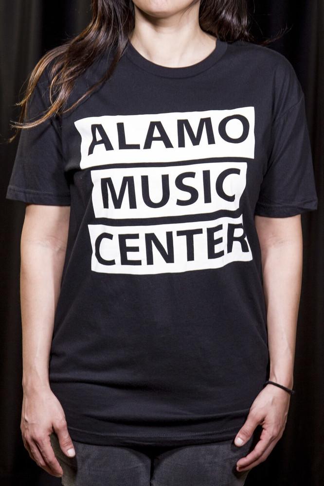 Alamo Music Center Alamo Music Center Bars Logo T-Shirt - XXL