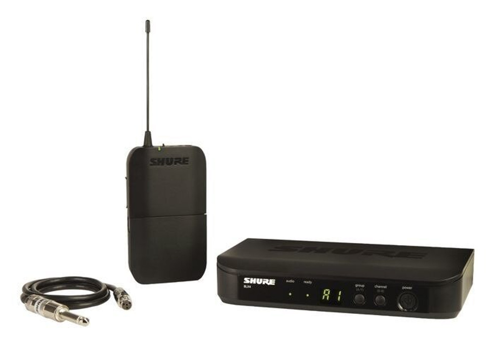 Shure Shure BLX14 Bodypack/Guitar Wireless System