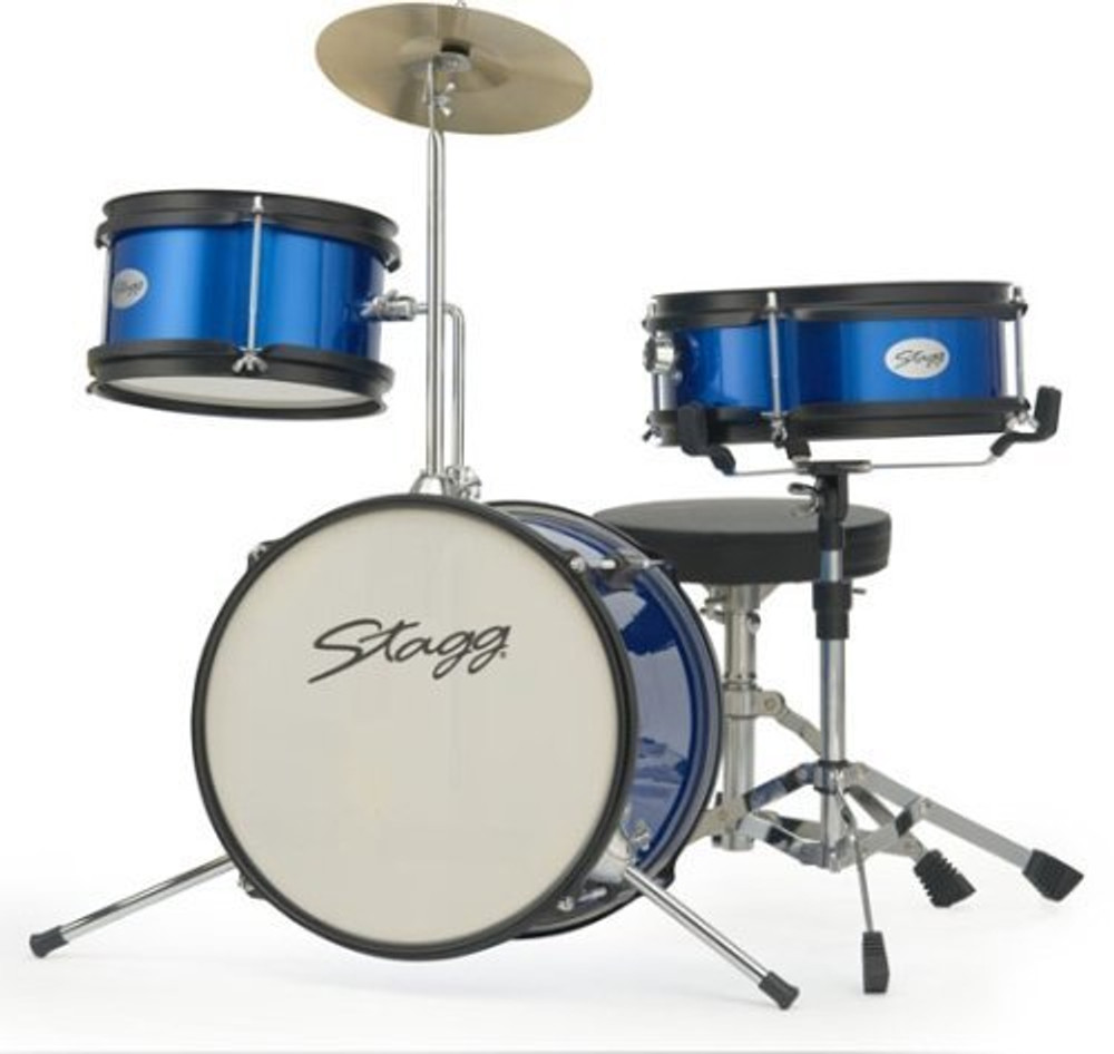 Stagg Stagg Blue TIMJ3 3-pc Junior Set