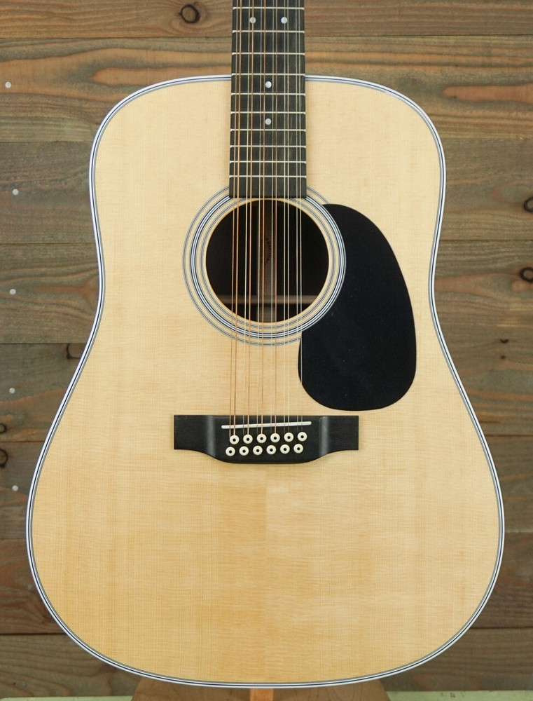 Martin DEMO Martin D12-28 12-String Dreadnought Acoustic Guitar