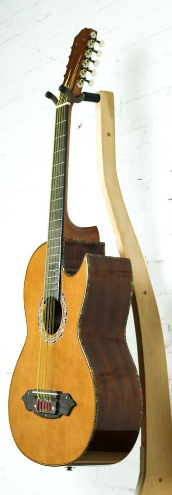 Lucida DEMO Lucida LG-BQ1-E Acoustic-Electric Bajo Quinto