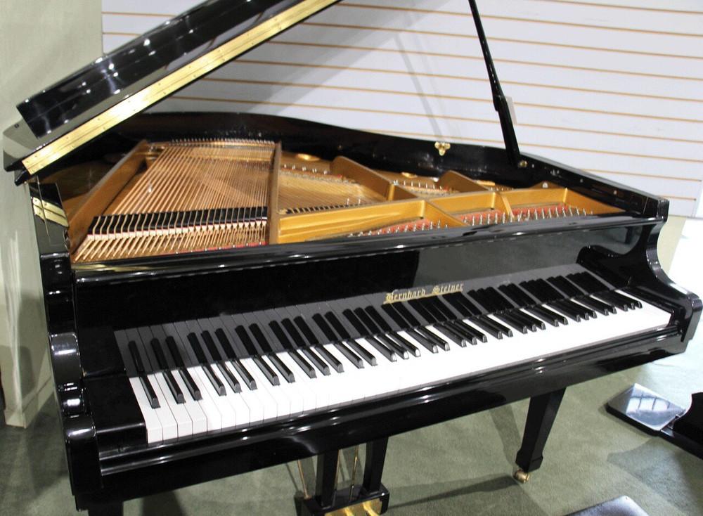 Bernhard Steiner Bernhard Steiner BG407 Petite Grand Piano