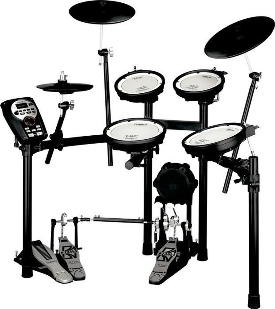 Roland Roland TD11KVS V-Compact Electronic Drum Set with Mesh-heads
