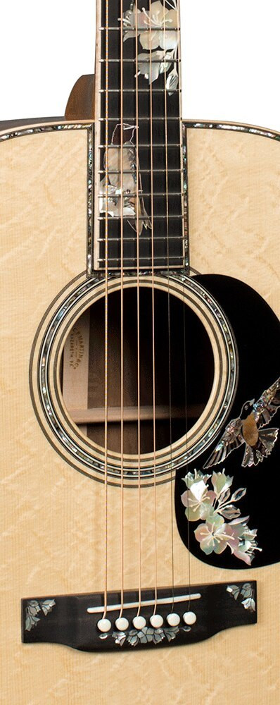 Martin 2018 Limited Edition D-42 Purple Martin - Only 50 made