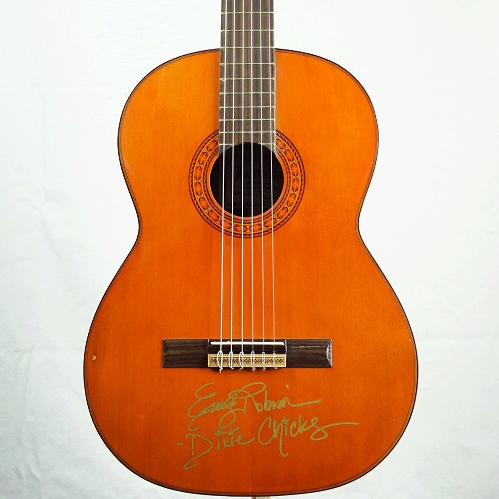 Fantasia Autographed Fantasia MD 250 Classical Guitar signed by Emily Robison of the Dixie Chicks