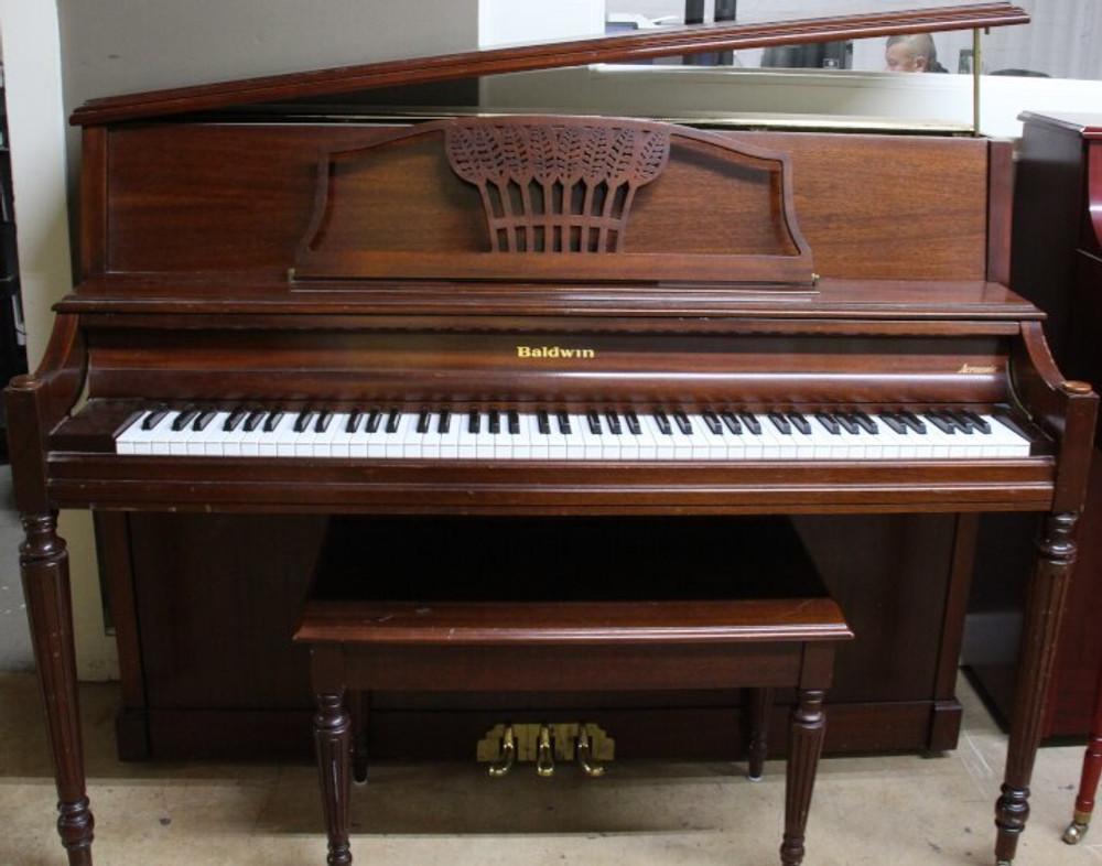 Baldwin Baldwin 2090 Mahogany Console Piano