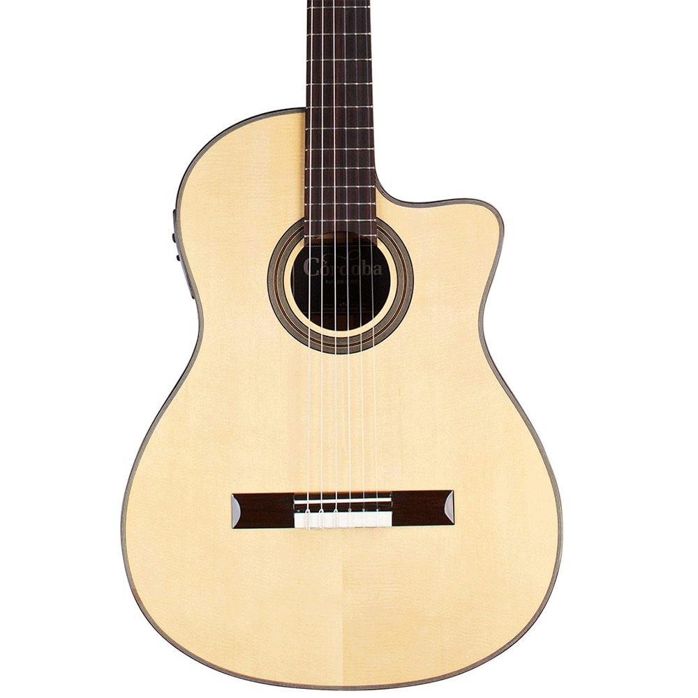 Cordoba Cordoba Fusion 12 Natural Classical Electric/Acoustic- Spruce Top/Mahogany