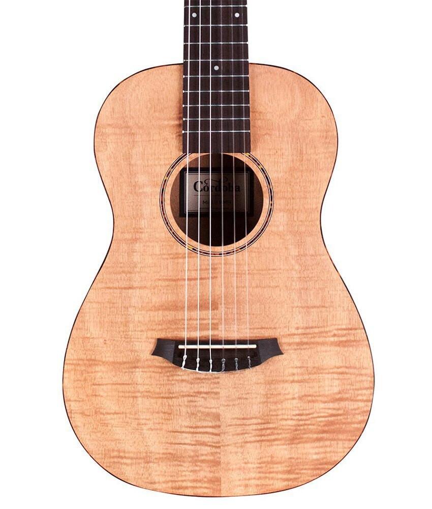 Cordoba Cordoba Mini II FMH - Flamed Mahogany Nylon-string Acoustic Travel Guitar