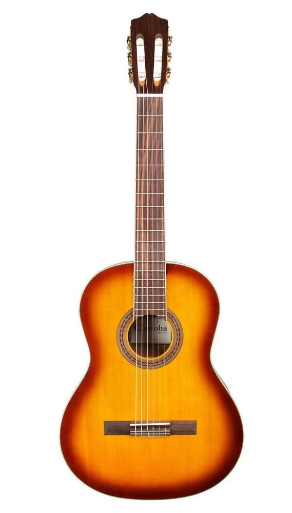 Cordoba Cordoba Iberia C5 Sunburst Classical Acoustic Guitar - Spruce Top Sunburst