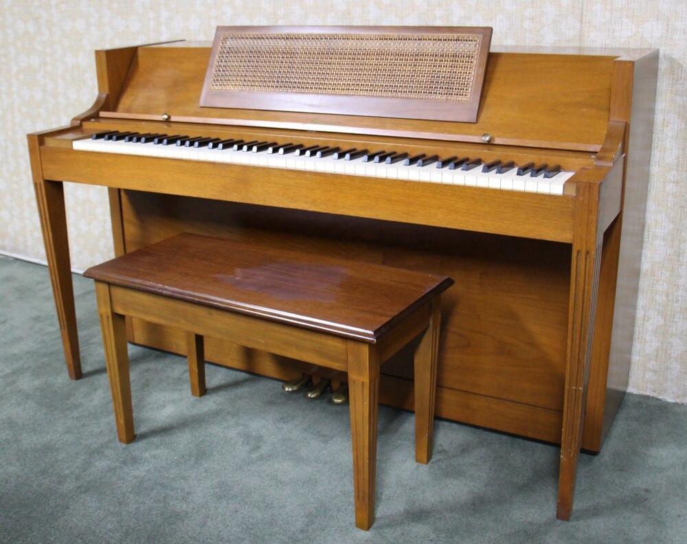 Baldwin Baldwin Acrosonic Spinet Piano w/ bench