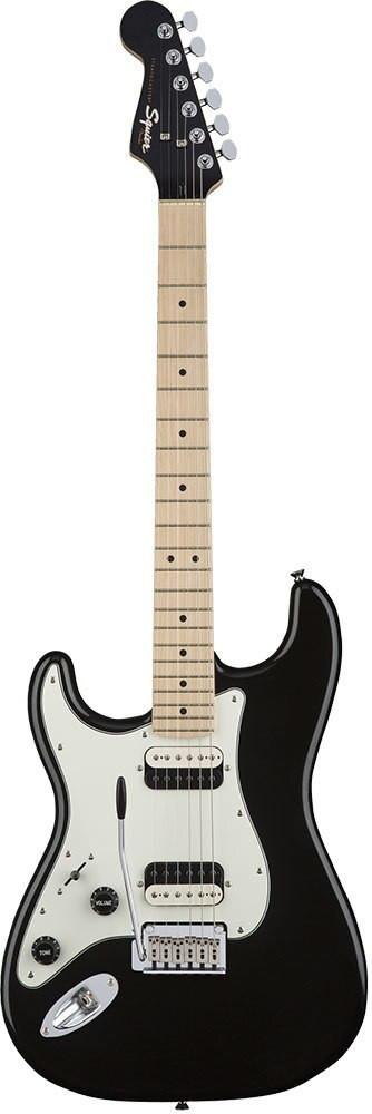 Squier Demo Squier Contemporary Stratocaster HH Left Handed - Black Metallic
