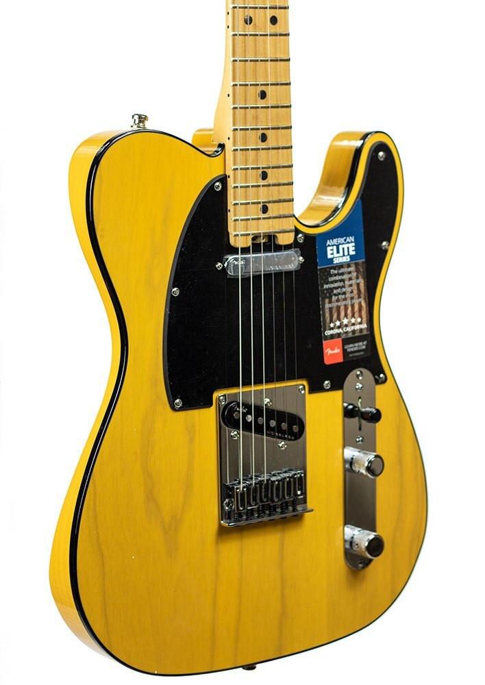 Fender B-STOCK Fender American Elite Telecaster - Butterscotch Blonde US15066834