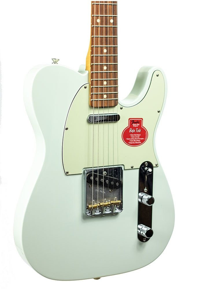 Fender B-Stock Fender Classic Series Player Baja Telecaster - Faded Sonic Blue