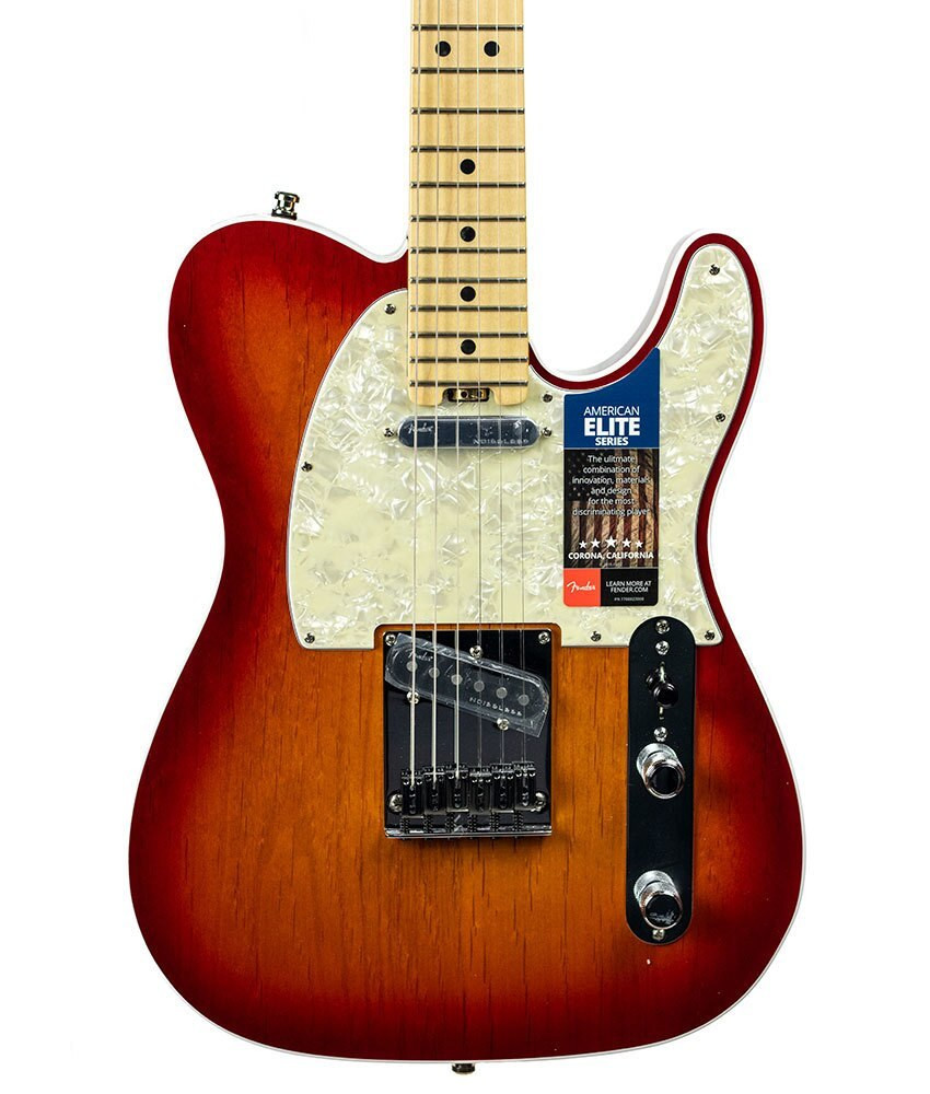 Fender B-Stock Fender American Elite Telecaster, Serial US15064411